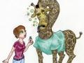 """""""Dying Giraffe"""""""