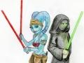 """""""Jedi vs Sith"""""""