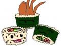 """Sushi Party!"""
